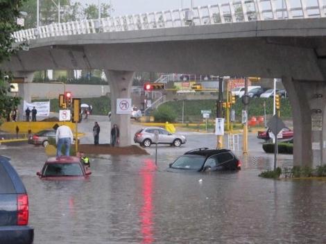 Inundaciones DF